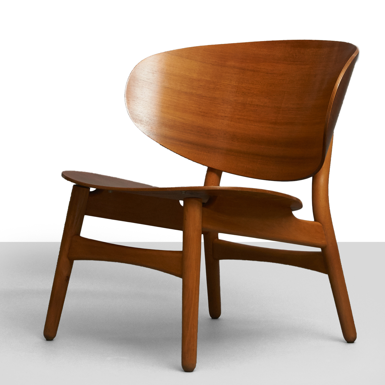 hans wegner shell lounge chairs almond and company