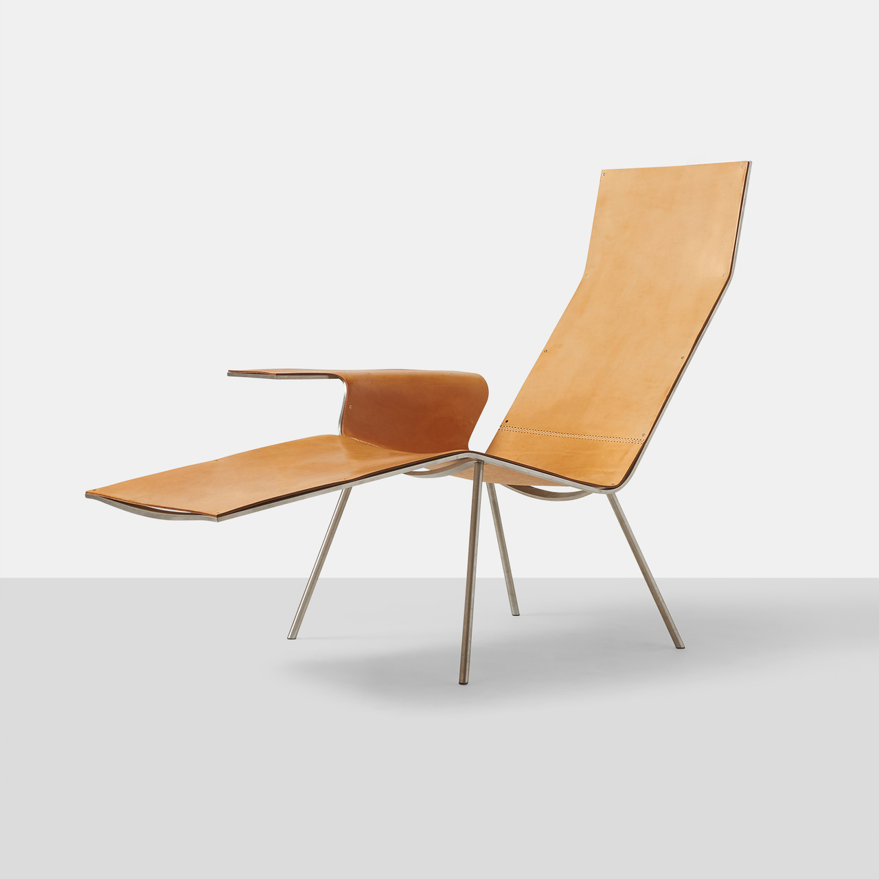 Chaise Longue LL04 by Maarten van Severen - Almond and Company on chaise furniture, chaise sofa sleeper, chaise recliner chair,