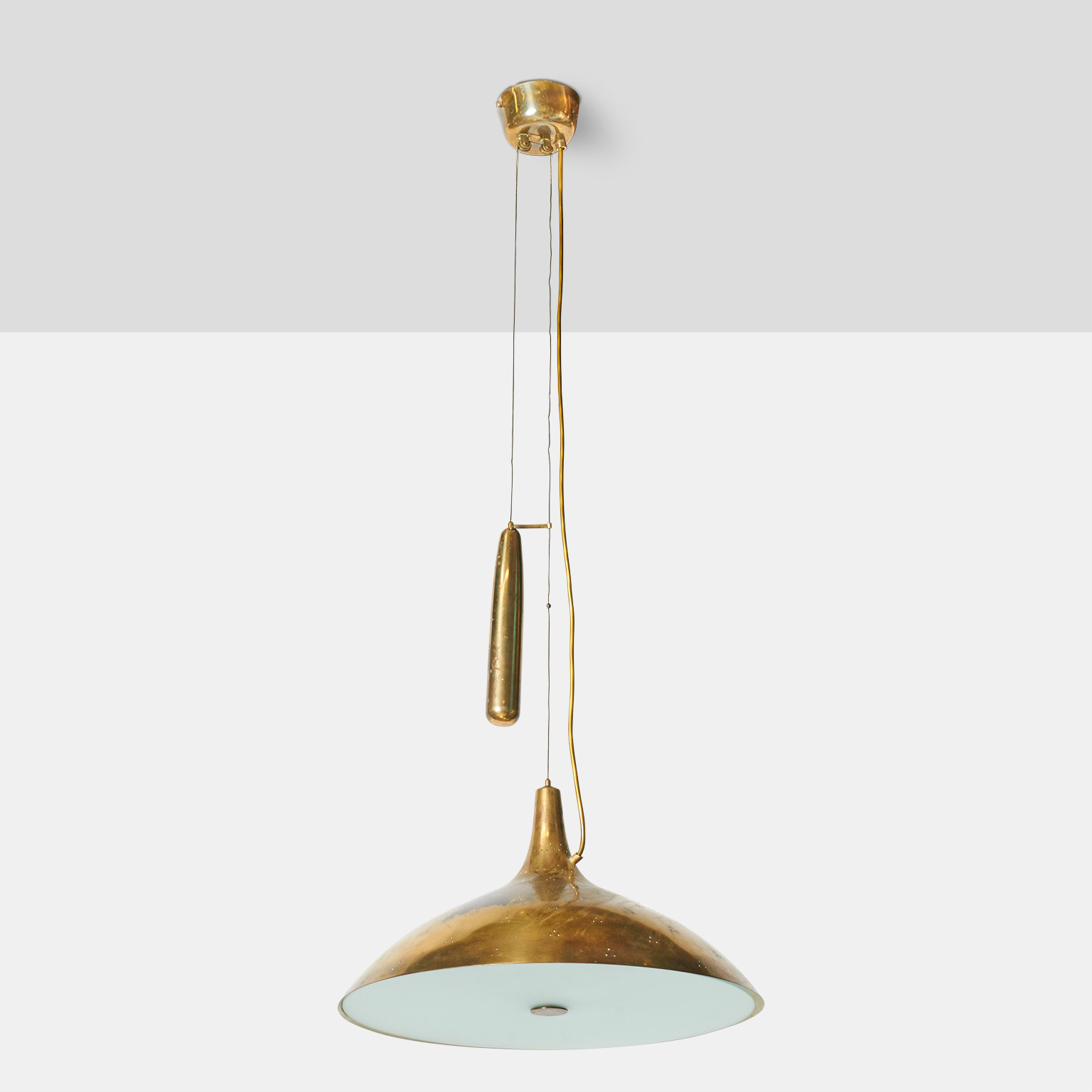 Paavo tynell pendant lamp for taito almond and company almond and company mozeypictures Image collections